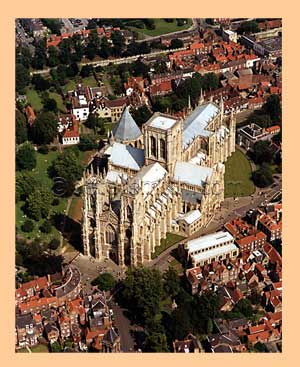 York Minster, holidays at Lendales Farm